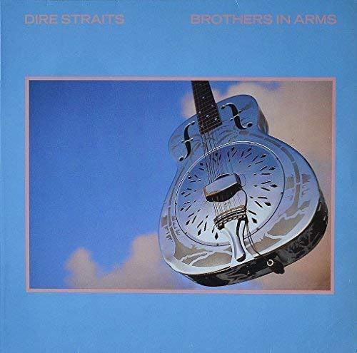 Dire Straits.brothers en Bras. Iconique Album Affiche Divers Tailles (A2 Taille 42 X 61 CMS) - Super A1 Size 24 x 36 ins