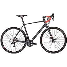 Bulls Grinder 3 Gravel Bike (2017) Herren Rennrad 28 Zoll, 22 Gänge - grau