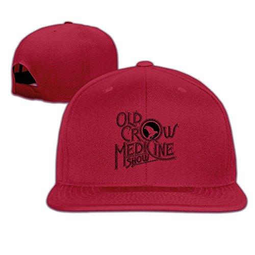 thna-stream-la-nueva-old-crow-medicine-show-album-carry-ajustable-sombrero-de-beisbol-moda