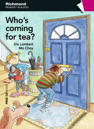 RPR LEVEL 3 WHO'S COMING FOR TEA? (Richmond Primary Readers) - 9788466811507