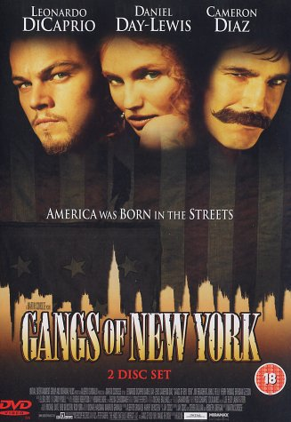 Gangs Of New York [DVD] - New Von York Monster