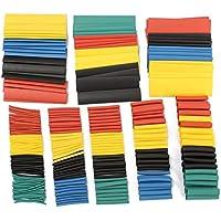 DoMoment 328 Stücke 5 Farben 8 Größen 2: 1 Schrumpfschlauch Wrap Verbindung Ärmel Kit Heißer Super Deals preisvergleich bei billige-tabletten.eu
