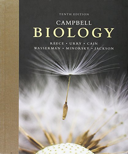 Campbell Biology Cover Image