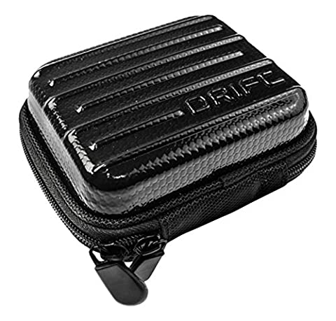 Drift Innovation Protective Camera and Accessories Carry Case -