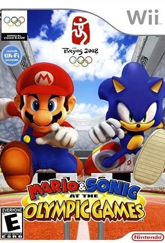 Mario & Sonic aux Jeux Olympiques [import