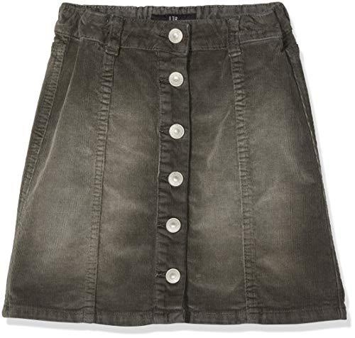 LTB Jeans Mädchen Ellis G Rock, Grau (Grey Cord 3734), 140 (Herstellergröße: 9-10) -