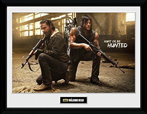 GB Eye LTD, The Walking Dead, Rick and Daryl Hunt