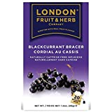 London Fruit & Herb Co te alla frutta,gusto mirtillo,20 bustine,2 confezioni
