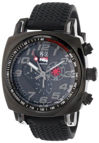 Ritmo Mundo Men's 221Blk Carbon–Wristwatch