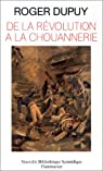 De la Révolution à la chouannerie : Paysans en Bretagne, 1788-1794 par Dupuy