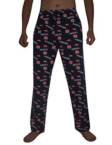 Komfort Loungewear (NCAA Herren Auburn TigersCotton Nachtwäsche / Pyjama-Hosen L Multicolor)