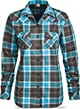 Dakine Damen Teamtrikot Womens Cypress Flannel