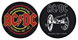 Ac/Dc: For Those About to Rock / High Voltage (2 Slipmats) (Zubehör)