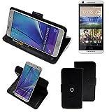 360° Schutz Hülle Smartphone Tasche für HTC Desire 620G