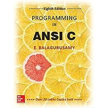 Programming in ANSI C, 8/e
