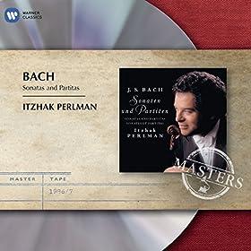 Violin Partita No. 2 in D Minor, BWV 1004: I. Allemande