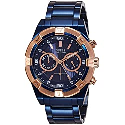 Guess W0377G4 - Reloj de lujo para hombre a4037a09ab5c