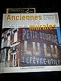 Anciennes publicités murales Préface de Pierre Bonte Ouest-France 2006