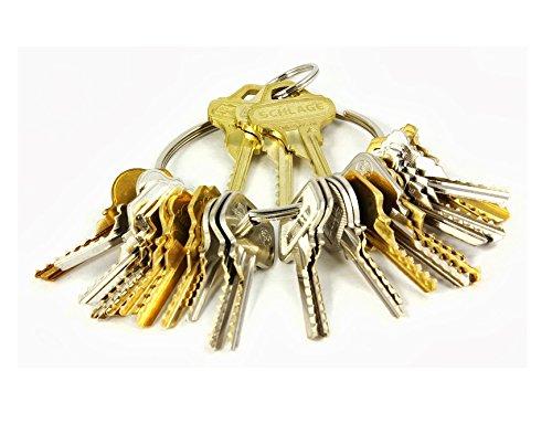 Kit de 15 llaves bumping Bump-Keys para cerraduras de serreta - España Kit...