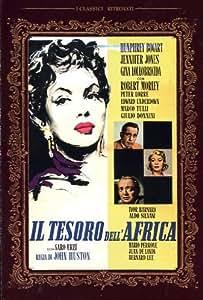 Il Tesoro Dell'Africa (Dvd)