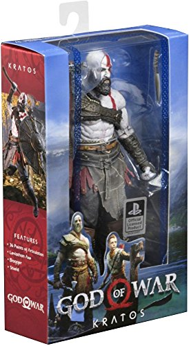 God of War (2018) Action Figure Kratos 18 cm Neca Figures