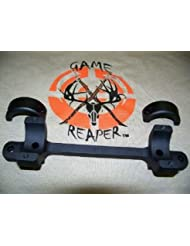 Game Reaper Browning-A Bolt-Long Action-Low Mount (Black) by DNZ PRODUCTS