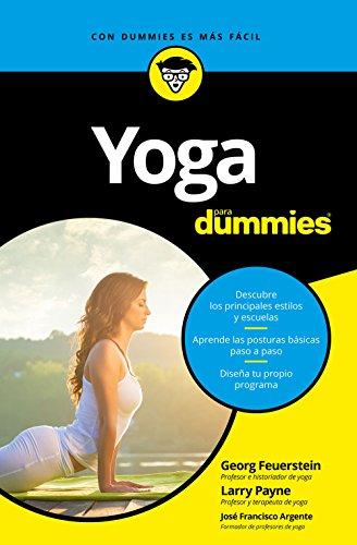 Yoga para Dummies por Larry Payne