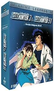 City Hunter (Nicky Larson) - Intégrale Saisons 3 & 91 (6 DVD)