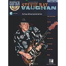 Stevie Ray Vaughan Guitar Playalong + CD