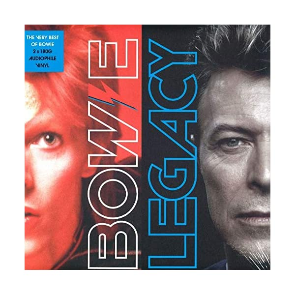 5111le%2B%2BjyL. SS600  - Legacy (the Very Best of David Bowie) [Vinyl LP]
