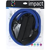 [Sponsored]iMPPACT Expander Exercise Tube For PILATES / YOGA / GYM / FITNESS / SPORTS - Heavy - Blue