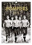 Les pompiers 2018 – un calendrier pour une année virile et sexy