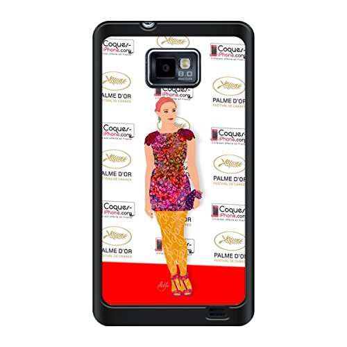 coques-iphone - Cover Red Carpet Festival di Cannes per Samsung Galaxy S2 Di