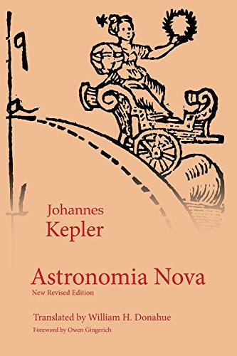 Astronomia Nova por Johannes Kepler