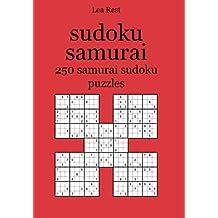 sudoku samurai: 250 samurai sudoku puzzles