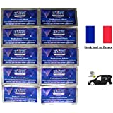 Luxe Professional Whitening Strips- 10 day supply - 10 pouches …