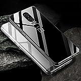 #8: Kaira Transparent Soft Ultra Slim Back Cover Case OnePlus 6