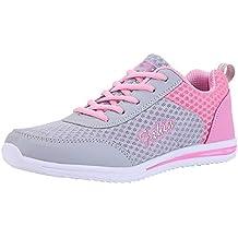 BBestseller-Zapatos Zapatos de senderismo planos de mujer zapatos con cordones zapatillas de deporte Sandalias