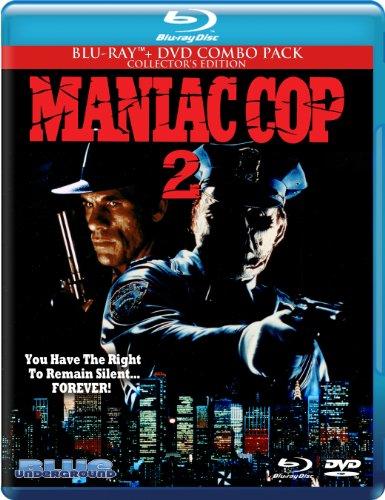 Bild von maniac cop 2 (blu-ray) ()