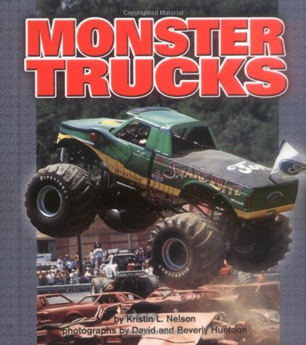 Monster Trucks (Pull Ahead Books) por Kristin L. Nelson