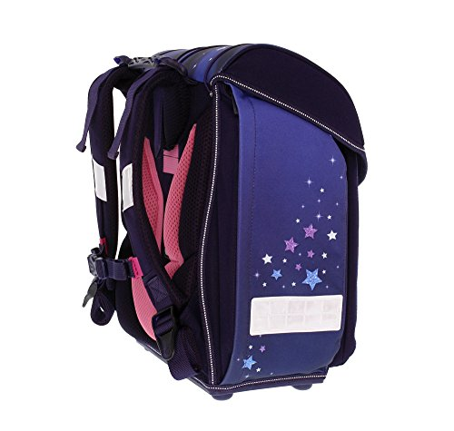 herlitz 11407467 Schulranzen Flexi plus, starlight - 10