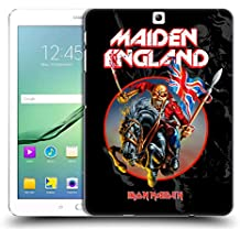 Official Iron Maiden England Tours Hard Back Case for Samsung Galaxy Tab S2 9.7