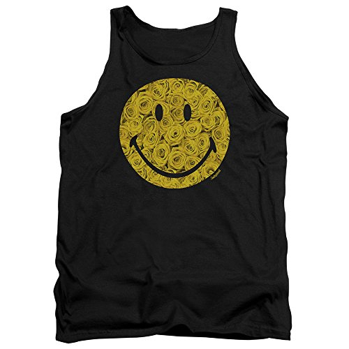 Smiley World Herren Pullunder Schwarz
