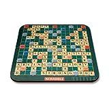 Novità classico gioco da tavolo in legno sottobicchiere Mat–8disegni (scarabeo)