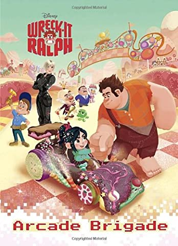 Arcade Brigade (Disney Wreck-It
