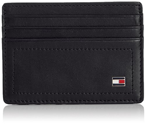 Tommy Hilfiger Herren Harry Cc Holder Geldbörse,