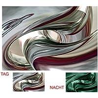 Quadro su tela, Destino Feng Shui, Startonight 80 cm x 120 cm cm I quadri sono montati su telai di vero legno. Stampa artistica intelaiata e pronta da appendere