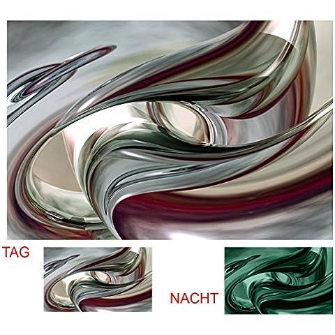 Quadro su tela, Destino Feng Shui, Startonight 40 cm x 60 cm cm I quadri sono montati su telai di vero legno. Stampa artistica intelaiata e pronta da appendere