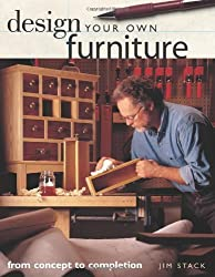 Design Your Own Furniture (Popular Woodworking) by Jim Stack (2002-12-30)