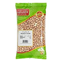 Natures Choice Peanut Plain - 500 gm
